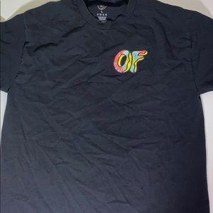 Odd Future Logo Shirt Size Large